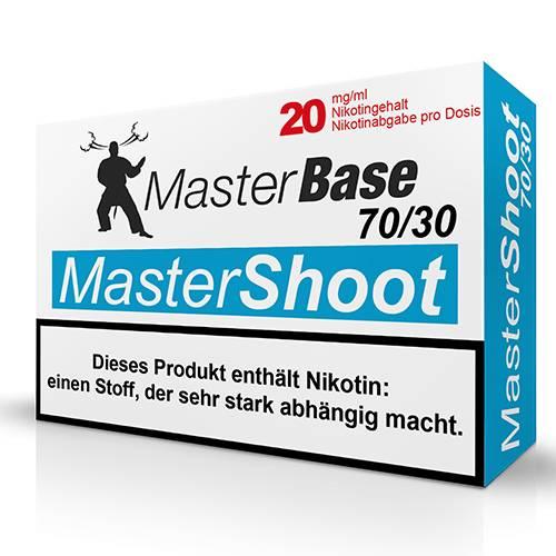 MasterBase Mastershoot 5x10ml 20mg 70VG/30PG