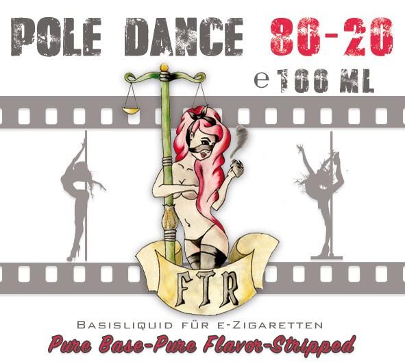 FTR Pole Dance Base 80-20 in 100ml
