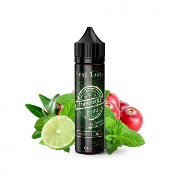 Flavour 54 - Aroma - Cranberry Mint