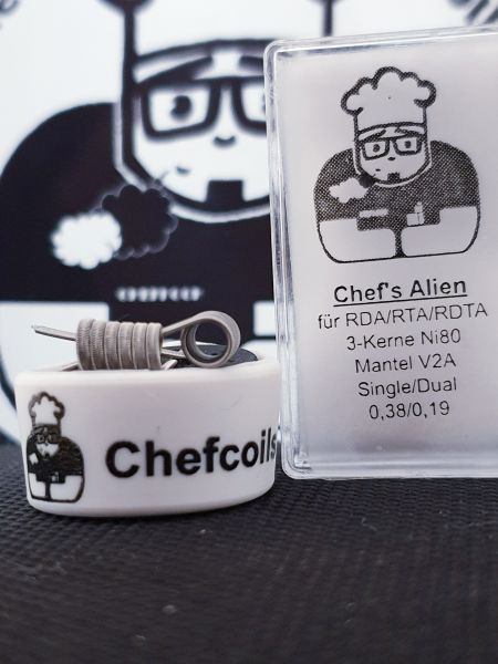 Chef's Alien Ni80/20 - V2A