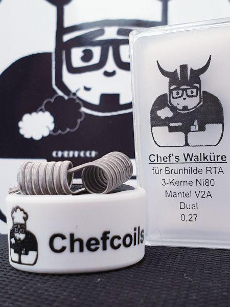 Chef's Walküre Ni80/20 - V2A
