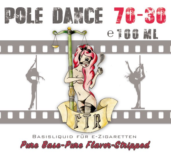 FTR Pole Dance Base 70-30 in 100ml