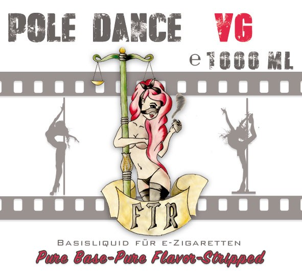 FTR Pole Dance Base VG 99,9% in 1000ml