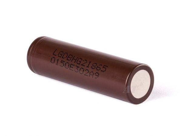 LG - INR18650HG2 - 3000mAh 3,6V - 3,7V Li-Ion-Akku