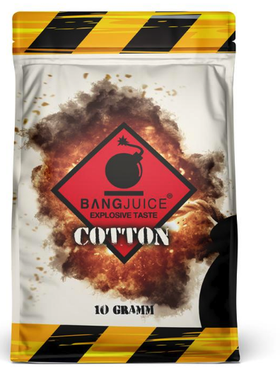 Bang Juice Cotton - explosive Taste