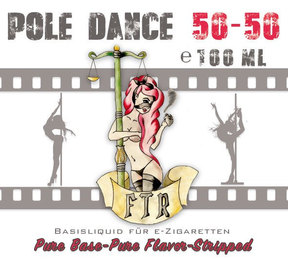 FTR Pole Dance Base 50-50 in 100ml