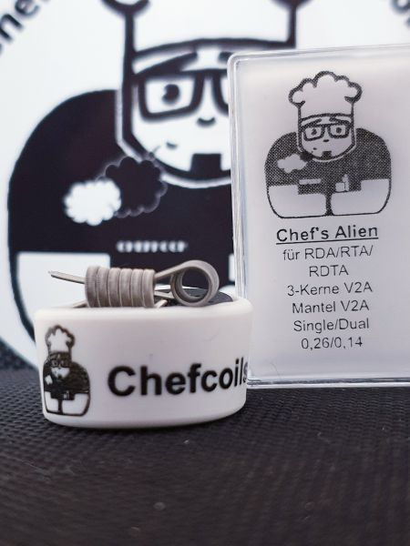 Chef's Alien V2A