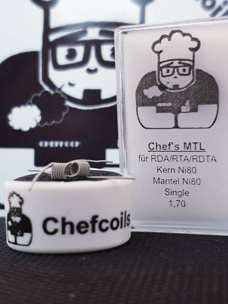 Chef's MtL Ni80/20