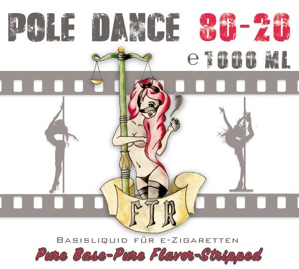 FTR Pole Dance Base 80-20 in 1000ml