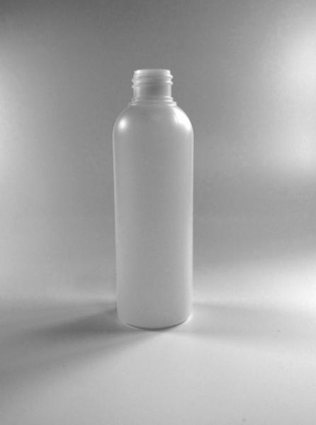 Rundflasche aus HDPE mit 100ml Volumen
