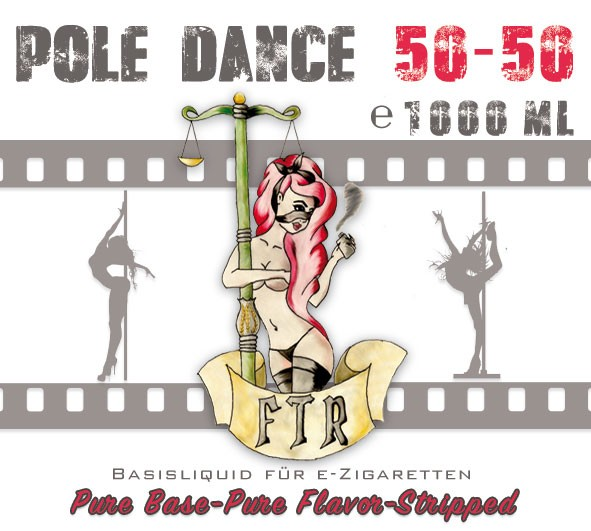 FTR Pole Dance Base 50-50 in 1000ml